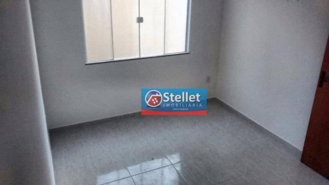 Apartamento com 2 dormitórios à venda, 70 m² por R$ 200.000,00 - Atlântica - Rio das Ostra - Foto 16