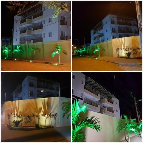 Apartamento mobiliado completo 2 quartos vista mar 100 mt do centro do cumbuco ce brasil - Foto 18