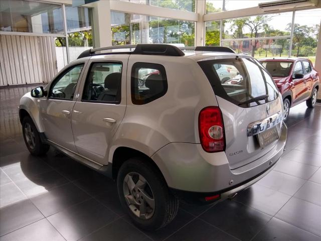 RENAULT DUSTER 2.0 DYNAMIQUE 4X4 16V FLEX 4P MANUAL - Foto 5