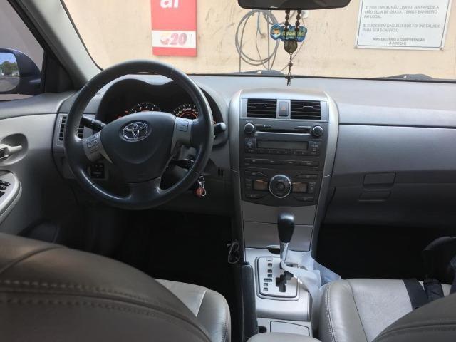 Toyota Corola 2010 XEI 1.8 automático - Foto 8