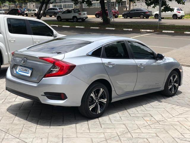 Honda civic 2.0 16v flexone exl 4p cvt 2017 - Foto 6