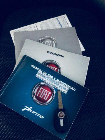 Fiat Punto Atracitve único dono 1.4 2012 - Foto 15