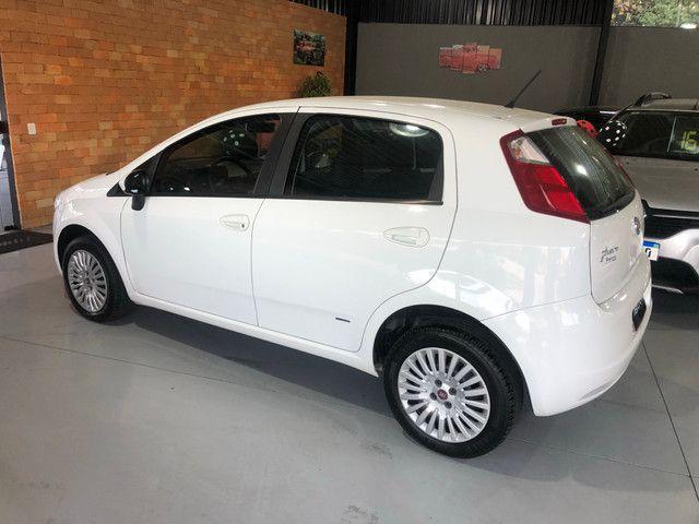 Fiat Punto Atracitve único dono 1.4 2012 - Foto 8