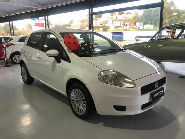 Fiat Punto Atracitve único dono 1.4 2012 - Foto 5
