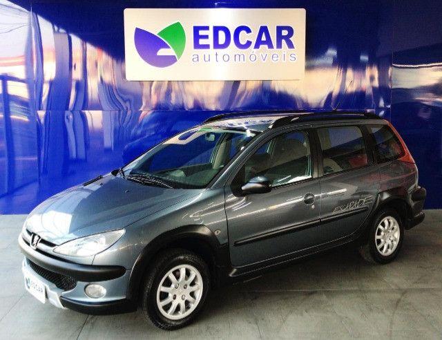 Peugeot 206 - 2008 1.6 Escapade SW 16V Flex 4P Manual Completo!