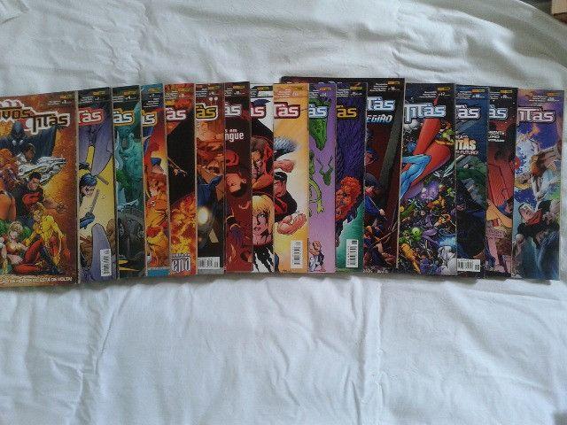 Promoção! - Vendo Coletânea de histórias em quadrinhos da Marvel e DC, edições raras