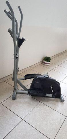 Elíptico, simulador de caminhada da caloi - Foto 2