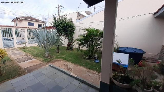 Casa para Venda em Várzea Grande, Jardim dos Estados, 3 dormitórios, 1 suíte, 2 banheiros, - Foto 10