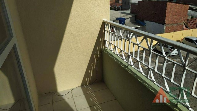 Apartamento com 2 dormitórios para alugar, 64 m² por R$ 970,00/mês - Várzea - Recife/PE - Foto 4
