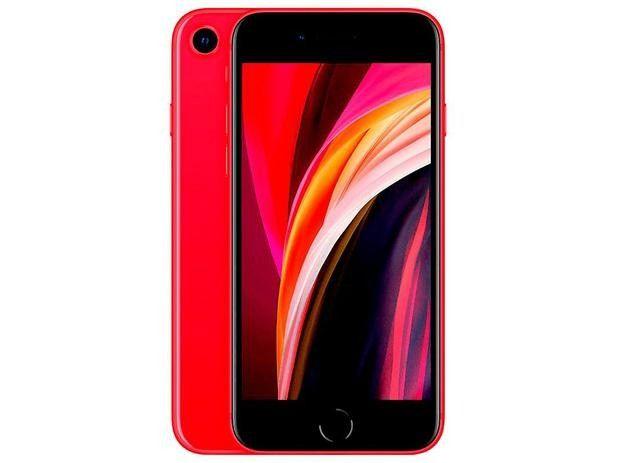IPhone SE é o iPhone de 4,7 polegadas. Ele vem com o chip A13 - Foto 3