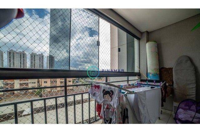 Apartamento com 2 dormitórios à venda, 56 m² por R$ 239.900,00 - Vila Jaraguá - Goiânia/GO - Foto 15
