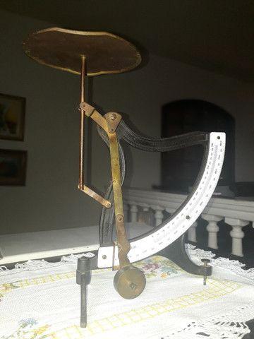 Balança antiga de Cartas Gramm - Foto 3