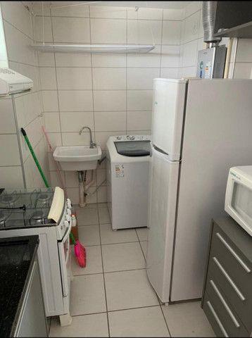 Beach Class Residence: 2 quartos, mobiliado, com lazer na Av. Boa Viagem - Foto 5