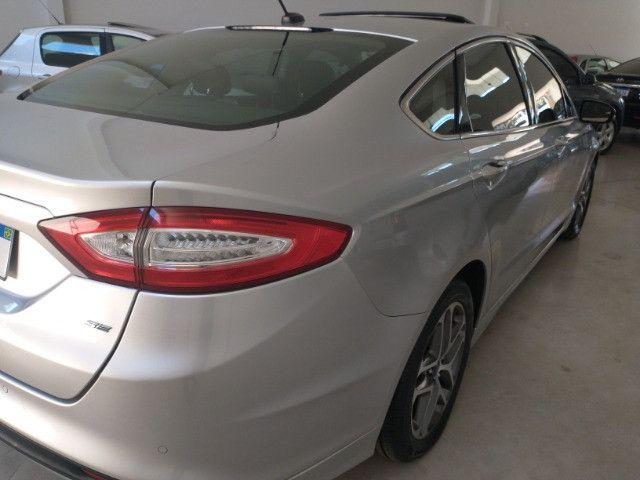 Ford Fusion Flex SE 2.5 Top de linha com Teto! 2013 - Foto 3