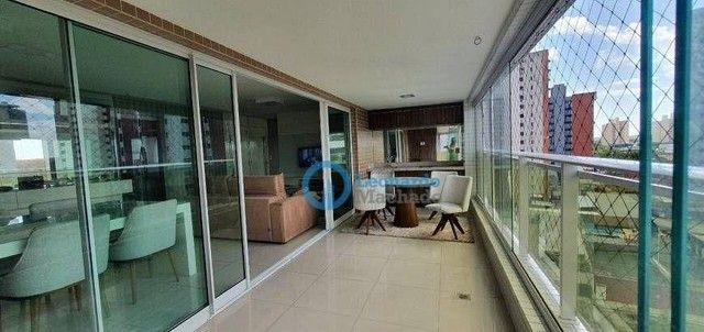 Apartamento à venda, 148 m² por R$ 1.270.000,00 - Guararapes - Fortaleza/CE - Foto 6