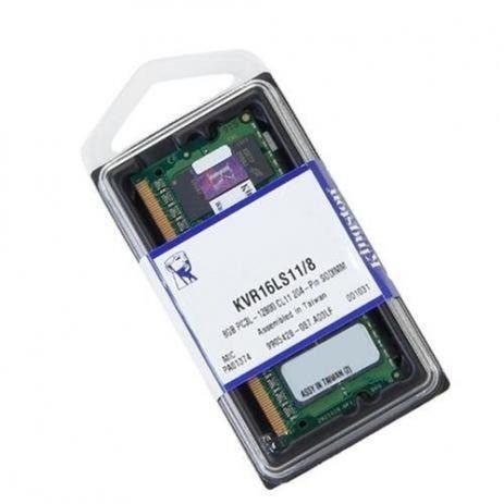 Memória Notebook 8GB Kingston DDR3L - NOVO - Loja Física - Foto 2