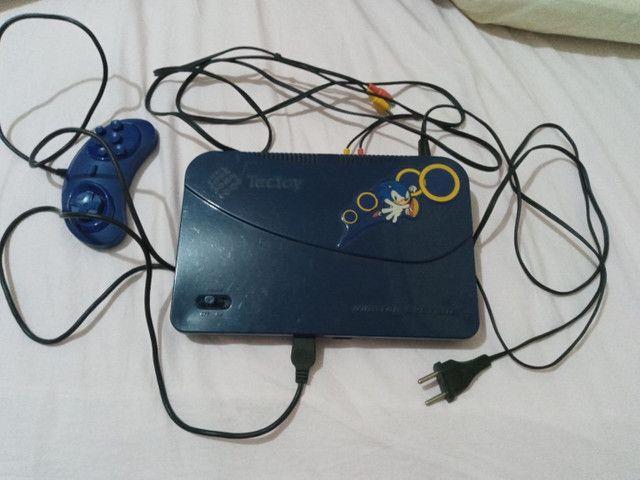 Master System<br>Jogos na memória. Evolution blue Tetoy.