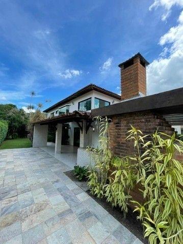 Casa em Aldeia, com  suítes, área de lazer completa, piscina privativa e 5 vagas. - Foto 4