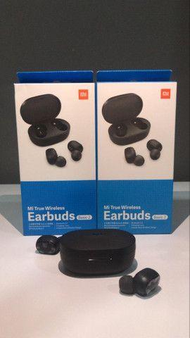 Super Promoção Fone de ouvido bluetooth Redmi Airdots 2 Lançamento, Original e Novo