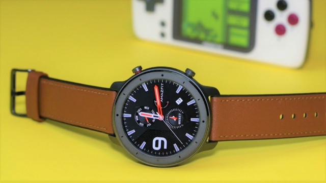 Oferta!! Relógio Smartwatch Xiaomi Amazfit GTR Original GPS Global C/ Garantia Em Até 18x - Foto 2