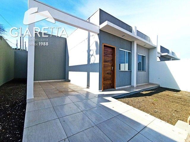 Casa com 2 dormitórios à venda, JARDIM PINHEIRINHO, TOLEDO - PR