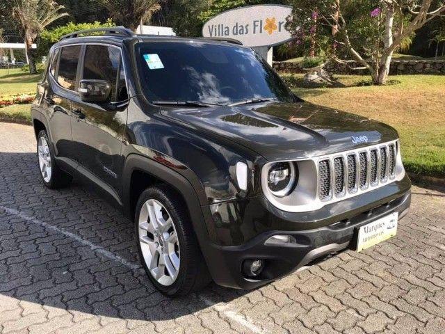 Jeep Renegade Limited 1.8 flex automático 2020 - Foto 2