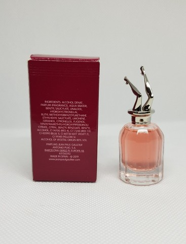 Perfume Jean Paul Gaultier So Scandal! EDP 6mL - Foto 3