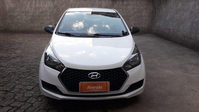 Hyundai HB20 1.0MT UNIQUE - 2019 - BRANCO