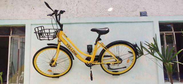 Bike Caloi Aro 26 Yellow Completa Montada - a pronta entrega!!! - Foto 6