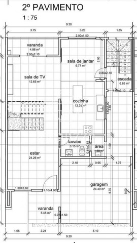 IMO.814 Casa para Venda Mirante do Vale-Volta Redonda, 3 quartos - Foto 11