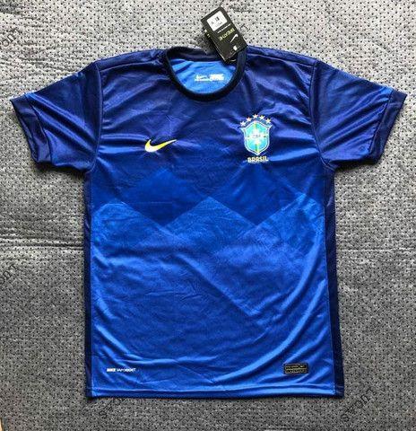Camisas de futebol atacado e varejo  - Foto 6
