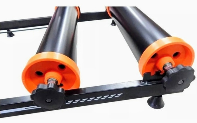 Rolo de Equilíbrio Livre - Desmontável - Ciclismo - A pronta entrega!!! - Foto 4