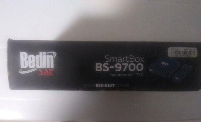 SmartBox BS-9700 Bedin Sat  - Foto 4