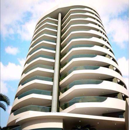 Mont Carlo Residence: Belíssimo apartamento de 3 quartos/ suites, ampla sacada
