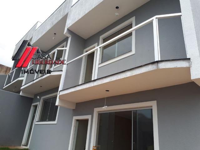 Casa geminada 2 quartos bairro Liberdade Santa Luzia/MG. Cod:391 - Foto 2