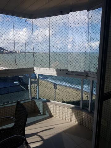 Murano imobiliária vende apartamento de 2 quartos frente mar na praia de itapoã, vila velh - Foto 2