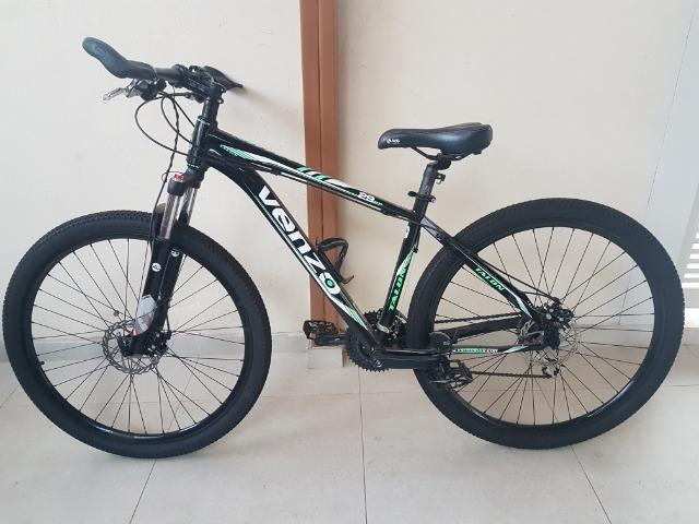Bicicleta Venzo Talon aro 29 Tamanho M(18)