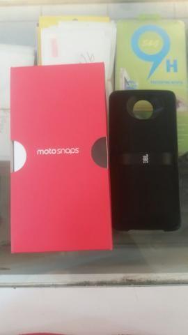Caixa jbl para Motorola