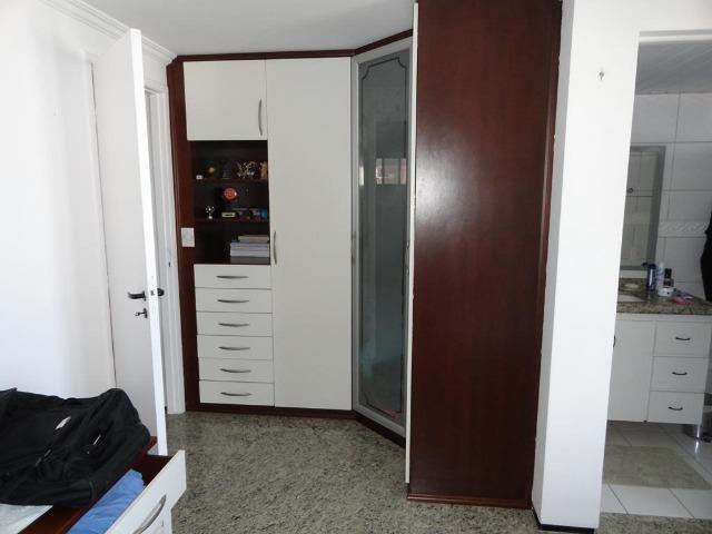 AP0145 - Apartamento 220m², 3 suítes, 4 vagas, Ed. Golden Place, Aldeota - Fortaleza-CE - Foto 6