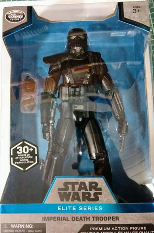 Star Wars Elite Series Imperial Death Trooper Premium