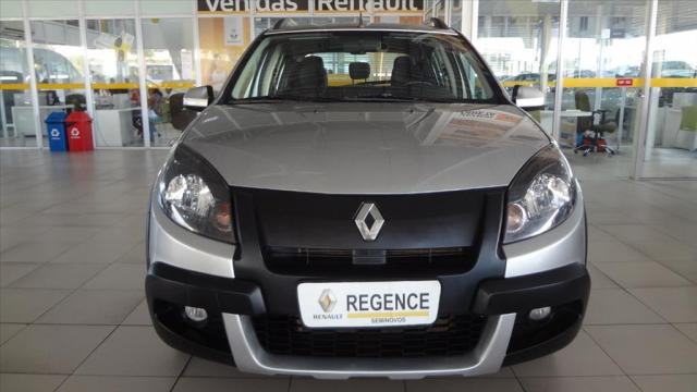 RENAULT SANDERO 1.6 STEPWAY 8V FLEX 4P MANUAL - Foto 2