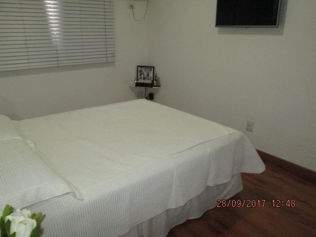 Excelente Apartamento duplex 3 quartos com armários, espaço gourmet e piscina - Foto 12