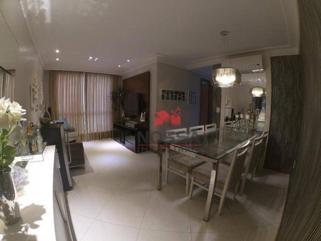 Apartamento 3 quartos com suíte montado e decorado em Jardim Camburi.