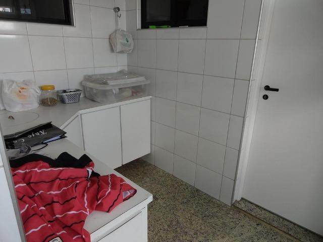 AP0145 - Apartamento 220m², 3 suítes, 4 vagas, Ed. Golden Place, Aldeota - Fortaleza-CE - Foto 12