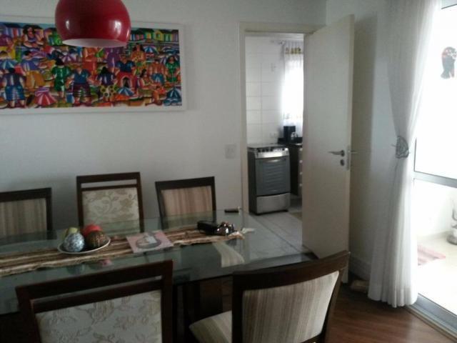 Lindíssimo apto com 4 dormitórios 125 m2 no jd aquarius sjc - Foto 2
