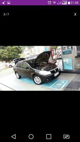 Carro Renault symbol 2010 1.6 whats 47996637532 carro a gas tudo legalizado