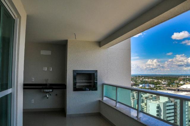 Splendore - 4 vagas, 3 suites, sol da manhã, Andar alto - Lindo apartamento - Foto 2