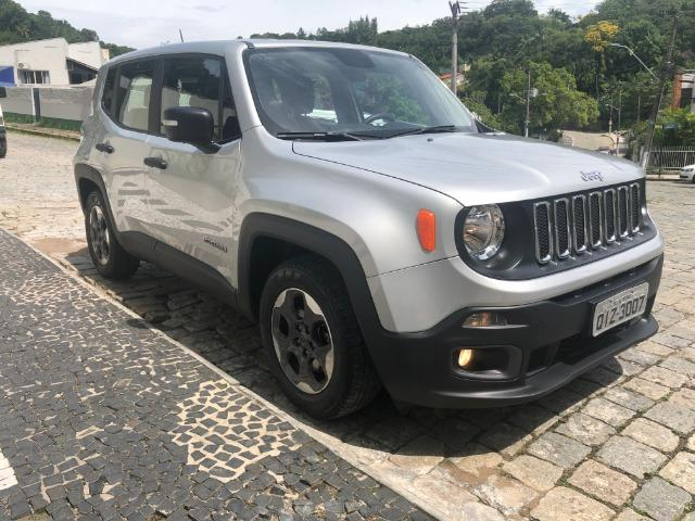 Jeep Renegade 1.8 Única dona Impecável