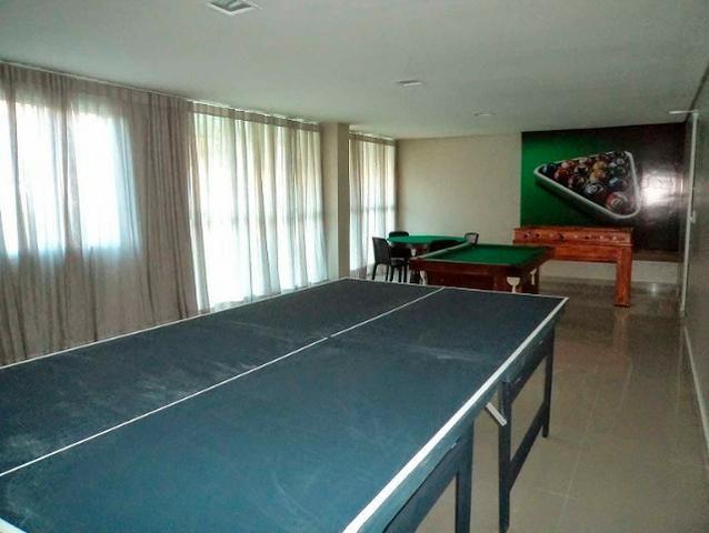 Vg Fun, apartamento com vista mar na Praia do Futuro, 3 quartos, 2 vagas, lazer completo - Foto 14