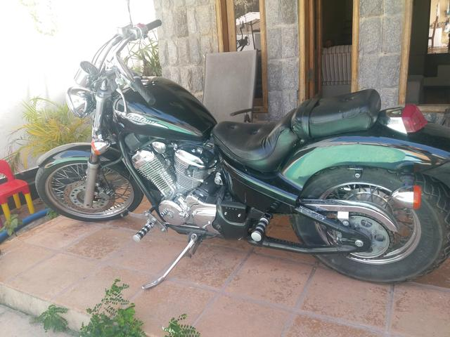 Honda shadow 600c